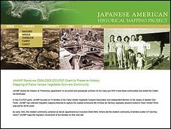 Japanese American Historical Mapping Project